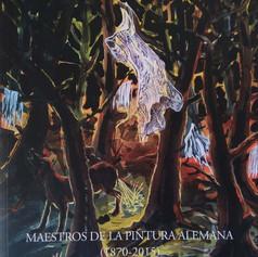 Maestros de la pintura alemana. 1870 - 2015