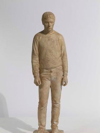 """Francisco López Hernández (Madrid, 1932 - 2017) """"Francesco"""". 1988. Escayola. Altura 51 cms."""