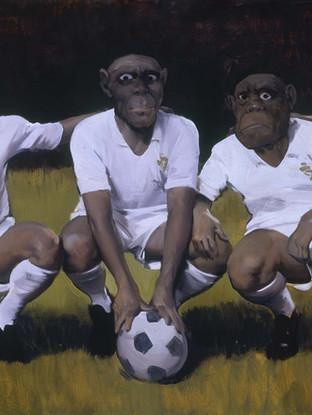 Cinco futbolistas (2003)