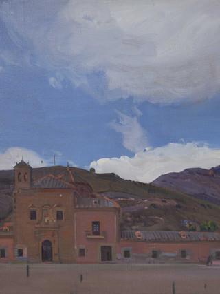 Santuario y monte Roel. El Saliente
