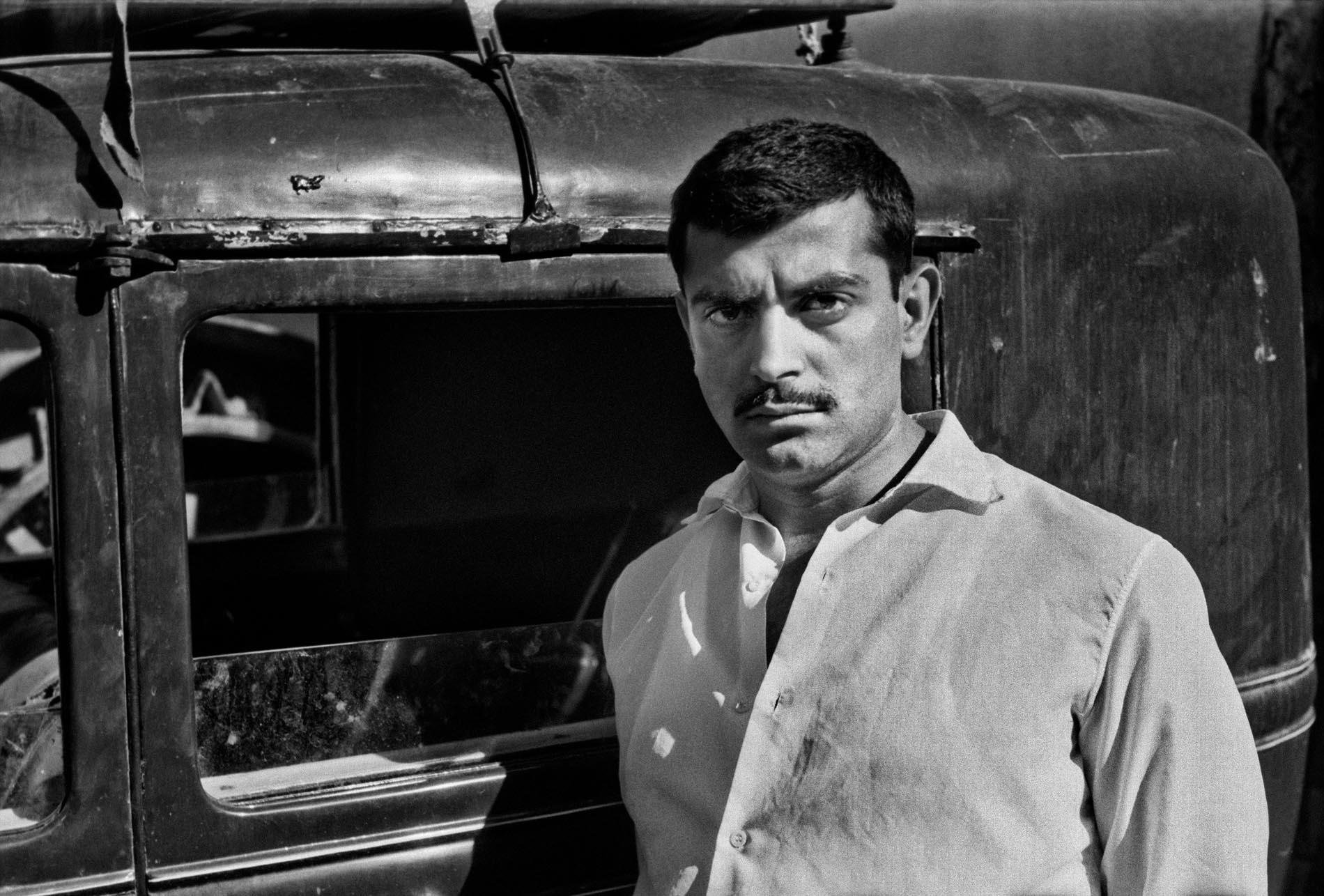 Ramón Masats, fotógrafo, 1958