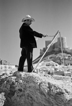 Jesús de Perceval, pintor, 1960
