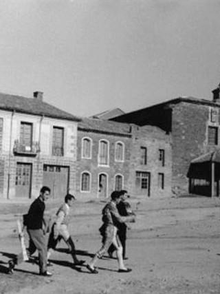 """""""La cuadrilla. Zamora"""". 1962."""