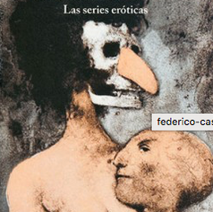 Federico Castellón. Las series eróticas