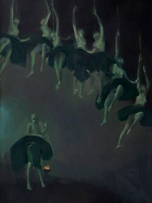 Tríptico del Miedo y la Superstición I. Las siete trompetas y el incesario de la Ira.