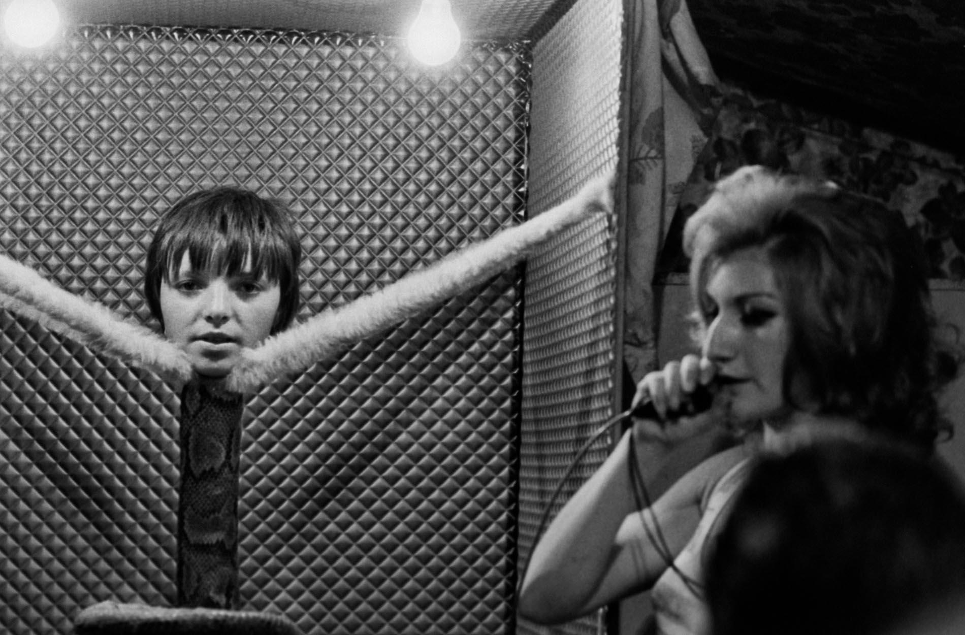 La mujer serpiente, 1973