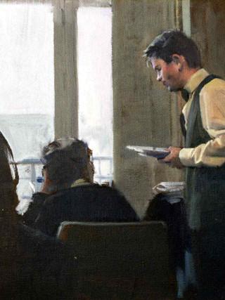 El camarero del d´Orsay