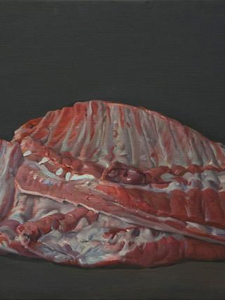 Lomo y costillar de cerdo