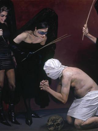 La Mortificación del Penitente