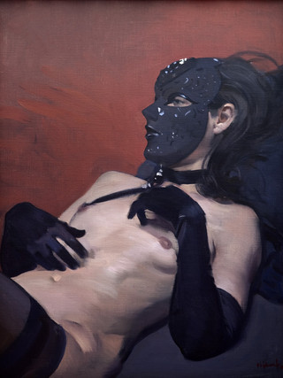 Desnudo veneciano II
