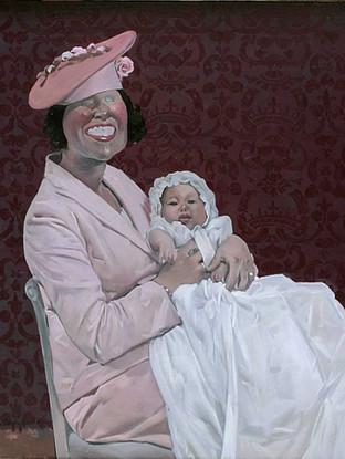 Infanta con niño