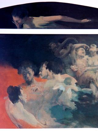 Aproximación y Danza Báquica. Las ruinas de Atenas. op.113