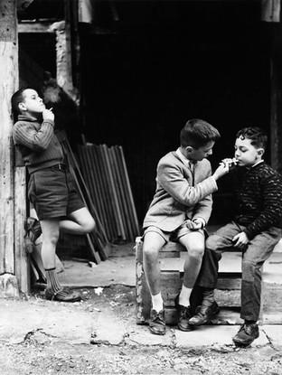 Iniciación, 1959