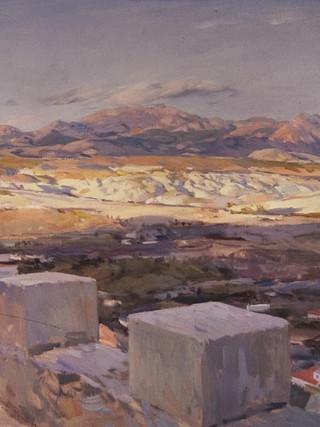 El Alto Almanzora desde Serón