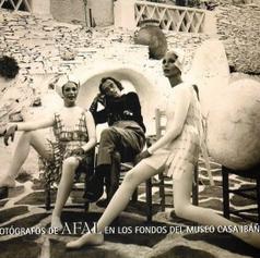 Fotógrafos de AFAL en los fondos del Museo Casa Ibáñez