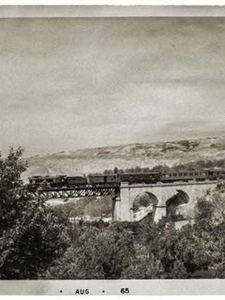 Hervas, Cáceres, 1965