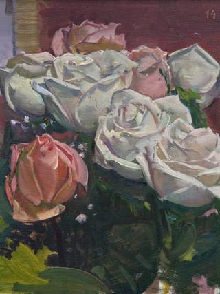 Las rosas de Marisol. 2016