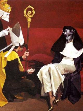 La visita a la monja