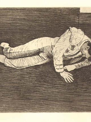 Torero moribundo