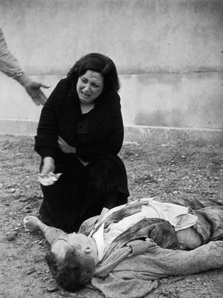 Bombardeo de Lérida. 1937