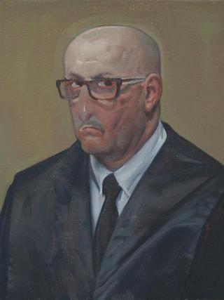 Retrato de un sofista