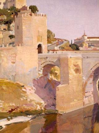 Puente de Alcántara. Toledo