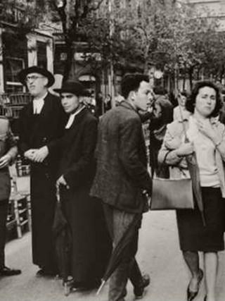 """""""El piropo"""". 1962."""