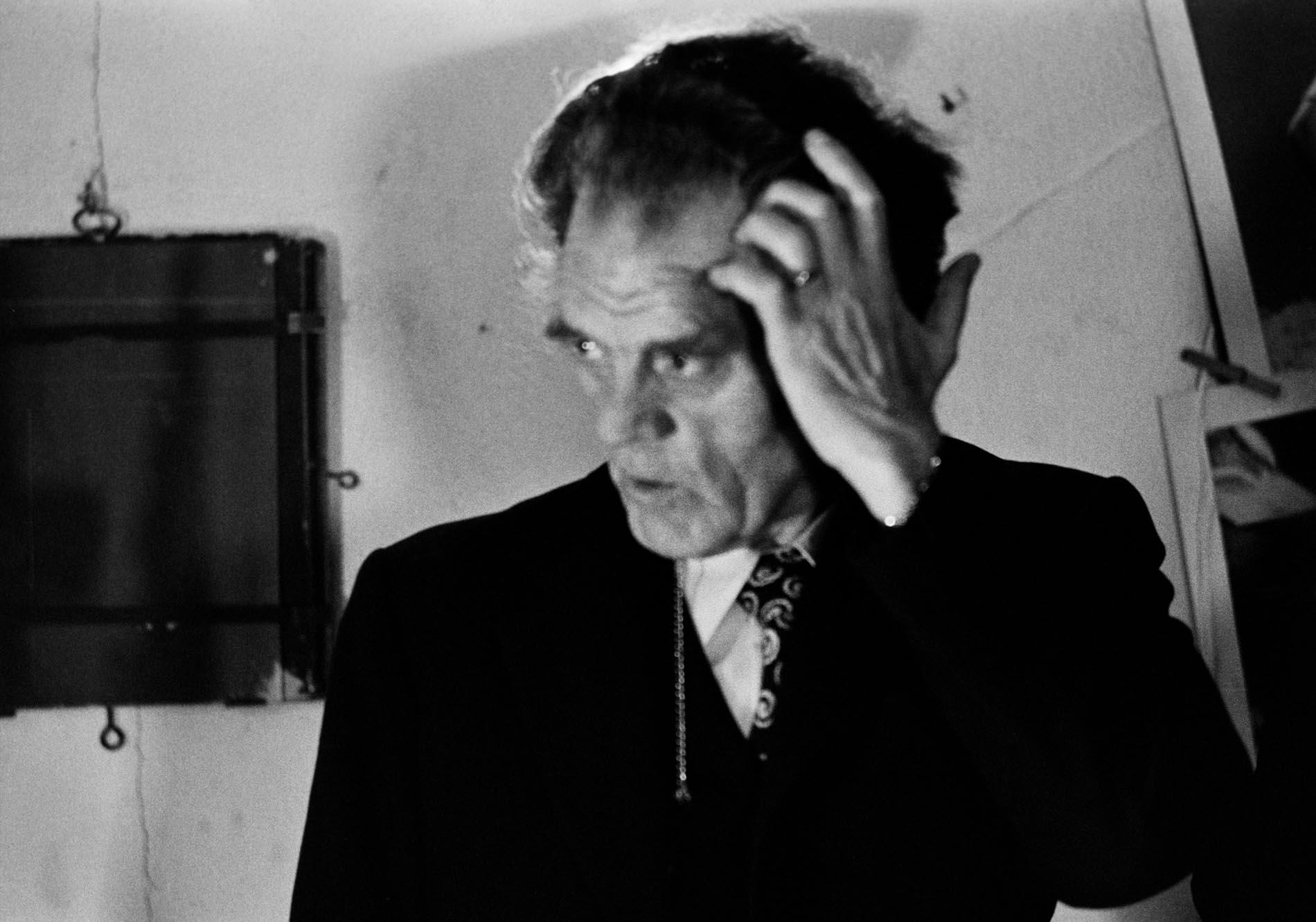 Luis Guerry, fotógrafo, 1990