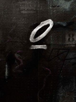 """Antoni Tàpies i Puig (Barcelona, 1923 – 2012) """"Sin título"""". Hacia 1980. Litografía, 38x56 cms."""