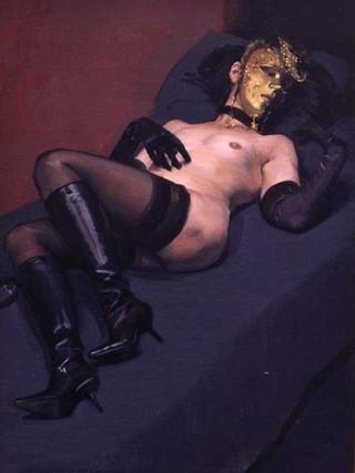 Desnudo Veneciano V