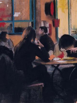 El restaurante económico, París
