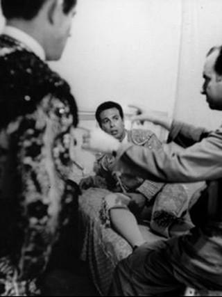 """Curro Romero"". 1965."