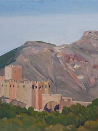 El Castillo y la Muela, Vélez Blanco