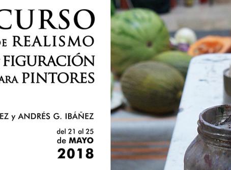 SELECCIÓN DE PARTICIPANTES VII CURSO DE REALISMO Y FIGURACIÓN