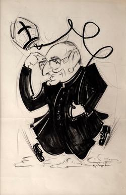 BARTOLOME MARIN Caricatura