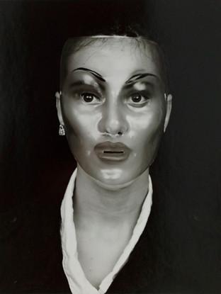 Retrato. 1990