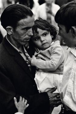 PÉREZ_SIQUIER._Alpujarra._Granada_(1965)_Fotografía_en_b-n_en_tela_de_hule_sobre_bastidor_de_alumini