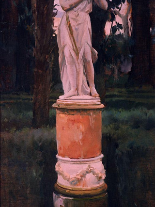 Carmen de los Mártires, Granada (I. Díptico)