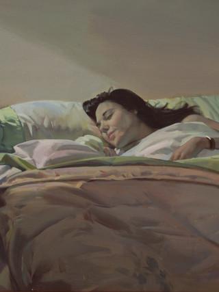 Rita durmiendo, 2000