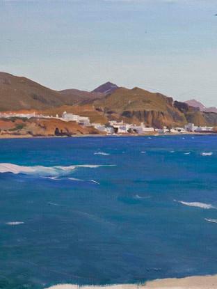La Isleta del Moro. 9 de Abril de 2017