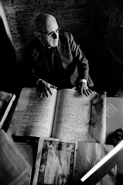Juan López, archivero, 1980