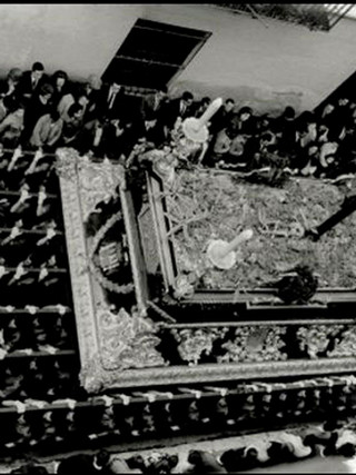 """Semana Santa. Malaga"". 1965."