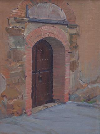 Puerta Trasera del Santuario. El Saliente