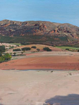 Los Chaveses, Sierra de María