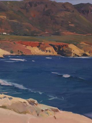 La Isleta desde Los Escullos
