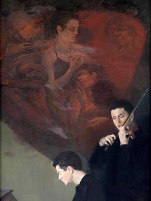 """El sonido de su corazón. Sonata """"Kreutzer"""". op.47"""