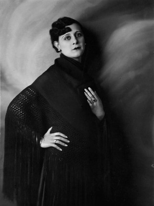 Retrato. Hacia 1920