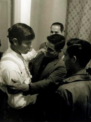"""""""El cordobes en Toulousse"""". 1964."""