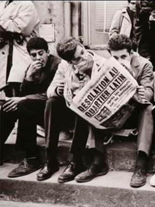 """""""Mayo del 68. París"""". 1968"""
