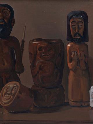 Las figuras del tío Pedro I.